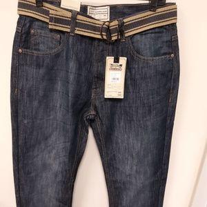 NWT Men Alexander Julian Jeans Size 32 🔥